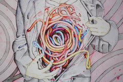 TRACT Giclée portfolio - Shintaro Kago (limited edition of 13)
