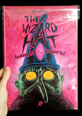 The Wizard Hat - HC edition + original artwork