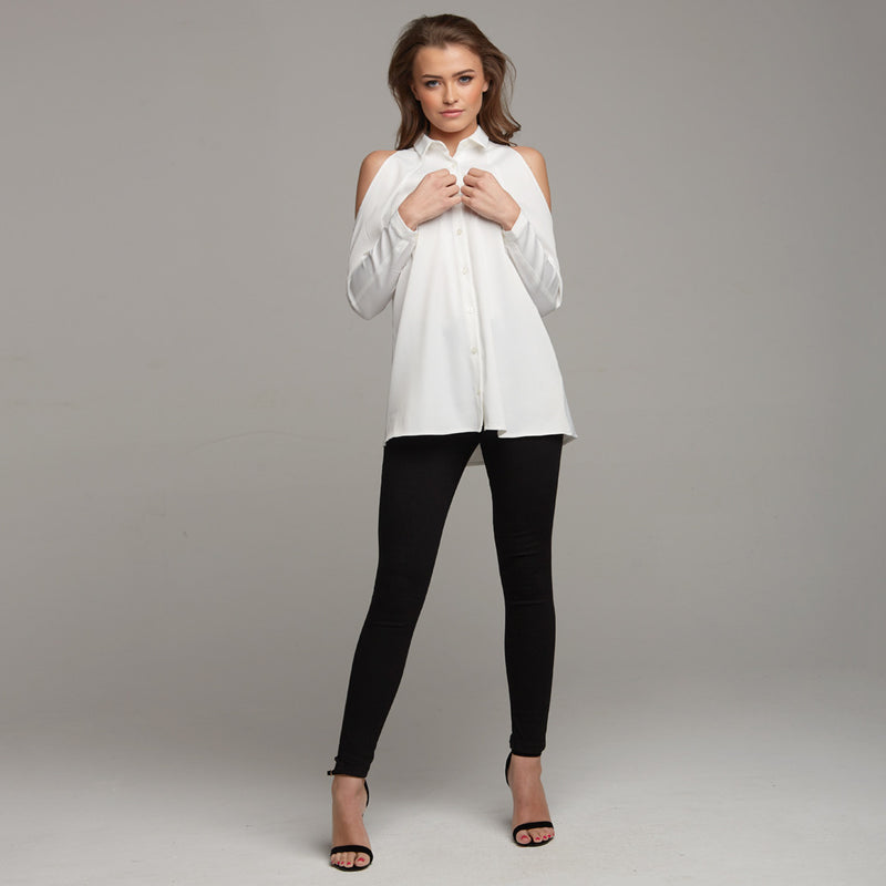 ERCU PEEP COLD SHOULDER - CT004