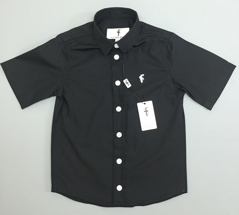 Father Sons Boys Classic Black - FSB002