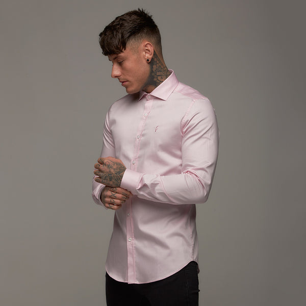 Father Sons Classic Pink Luxe Egyptian Cotton - FS197