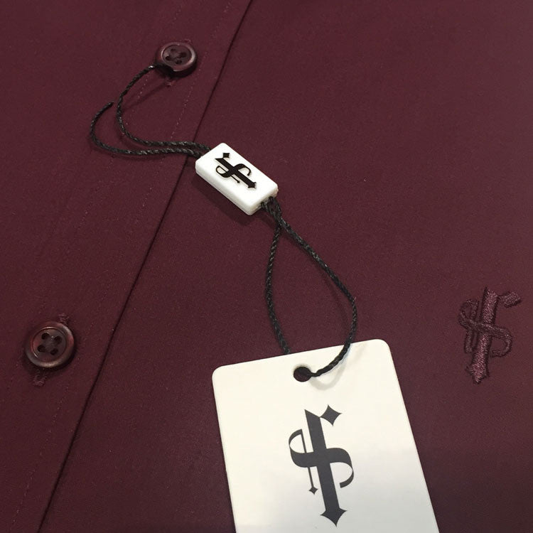 Father Sons Classic Burgundy - FS063
