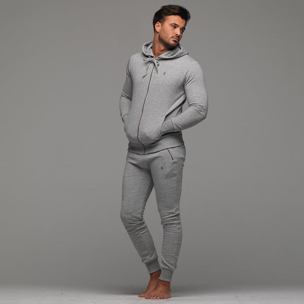 Father Sons Classic Grey Hoodie - FS0H1