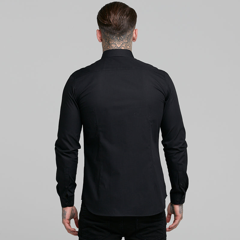 Father Sons Classic Black & Grey Long Sleeve - FS365