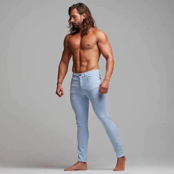 Father Sons Slim Pale Blue Jeans - FSH135