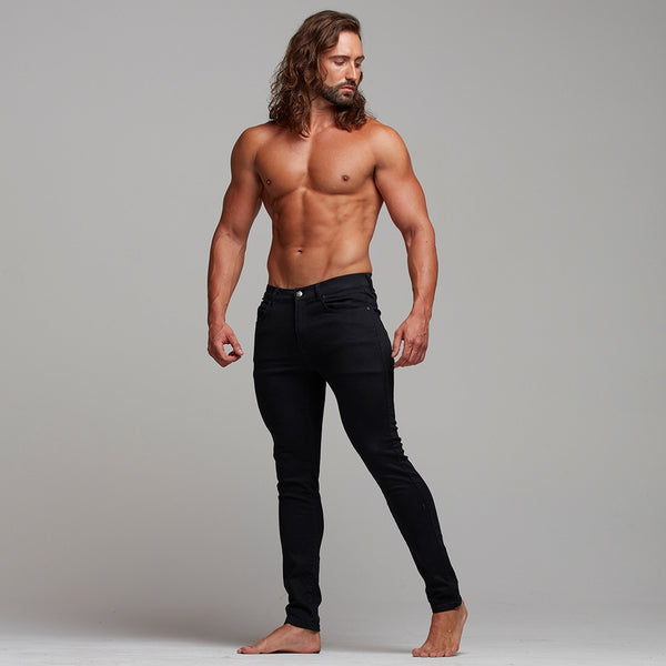 Father Sons Slim Stretch Black Jeans - FSH102 (PRE ORDER 19TH MAY)