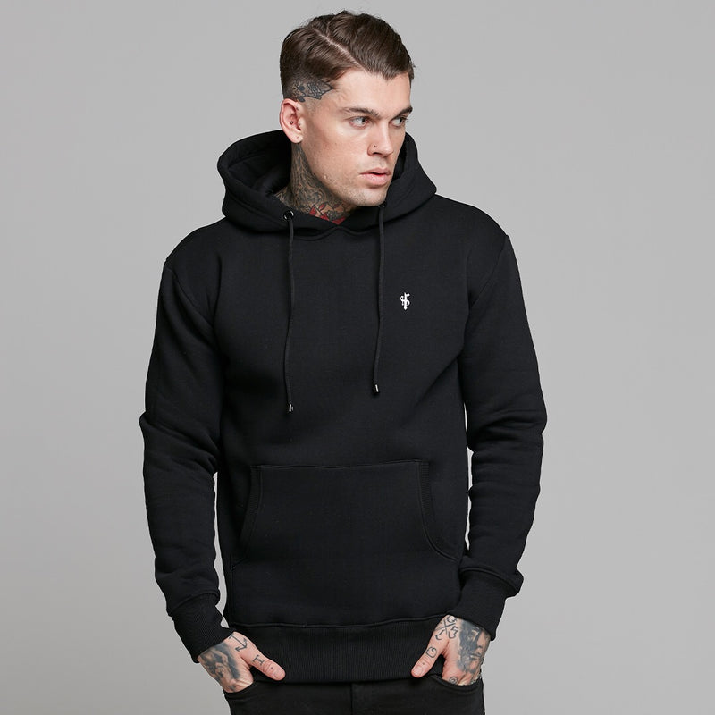 Father Sons Classic Black Jumper - FSH331