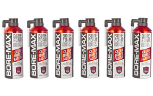 REAL AVID BORE MAX FOAM 12OZ 6PK
