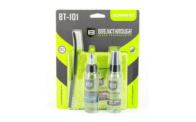 BREAKTHRU BASIC CLEANING KIT 12PK