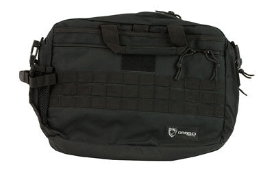 DRAGO GEAR TACTICAL LAPTOP CS BLK