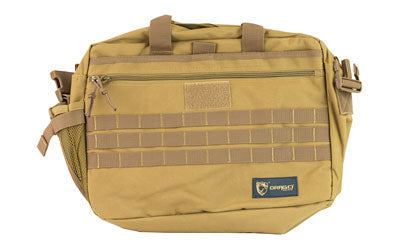 DRAGO GEAR TACTICAL LAPTOP CS TAN