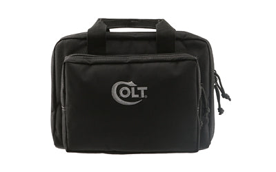 COLT DOUBLE PISTOL CASE BLACK