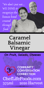 Caramel Balsamic Vinegar