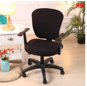 Decorative Computer Office Chair Cover(Buy 4 Free Sgipping)