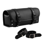 Load image into Gallery viewer, 1PC Motorcycle Front Fork Black Bag Handlebar Saddlebags For Yamaha Honda Suzuki