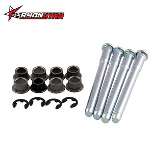 2 Door Hinge Pins Bushing Kit 93356553 For 1994-2004 Chevy S10 GMC Pickup
