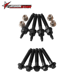 Exhaust Manifold Bolts & Nuts Set For 2012-2020 Dodge Chrysler Challenger 5.7L
