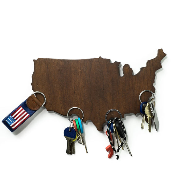 USA Magnet Key Holder