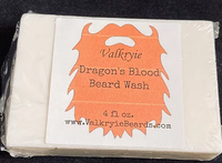 Dragons Blood Beard Set