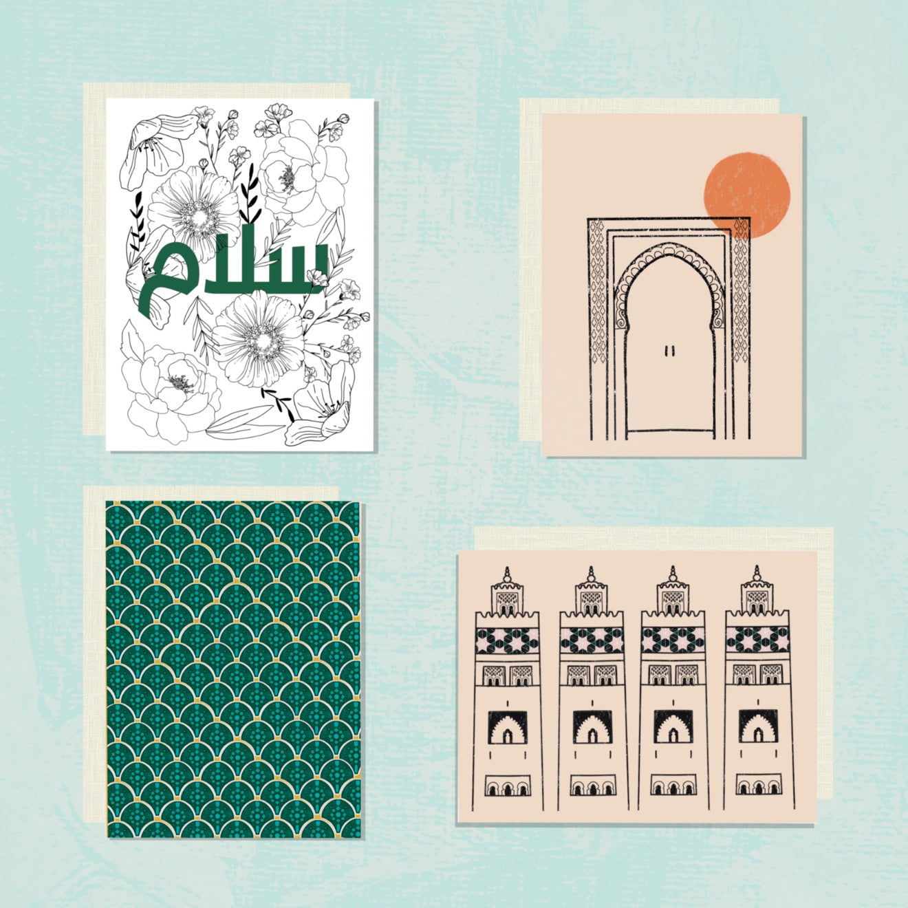 Variety Pack: Multi-Occasion Greeting Cards