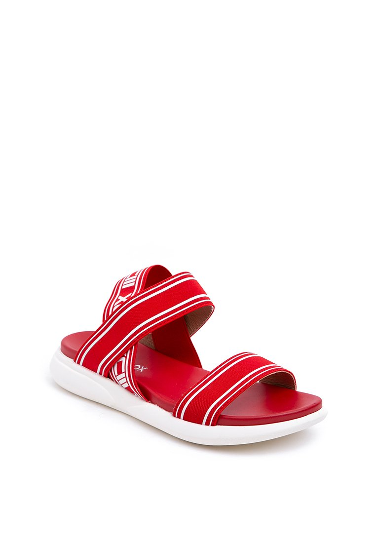 Red Sporty Sandal