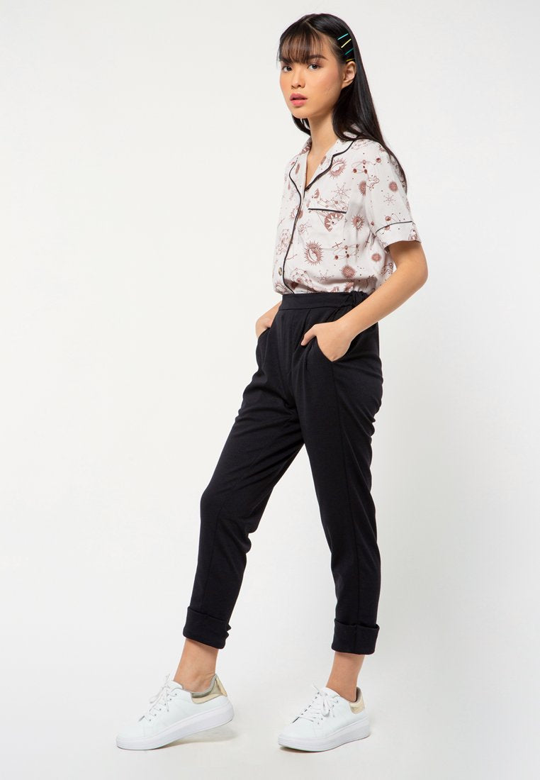 Tailored Basic Pants