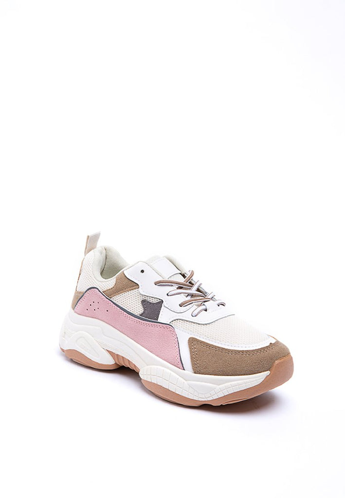 Light Brown Sporty Shoes