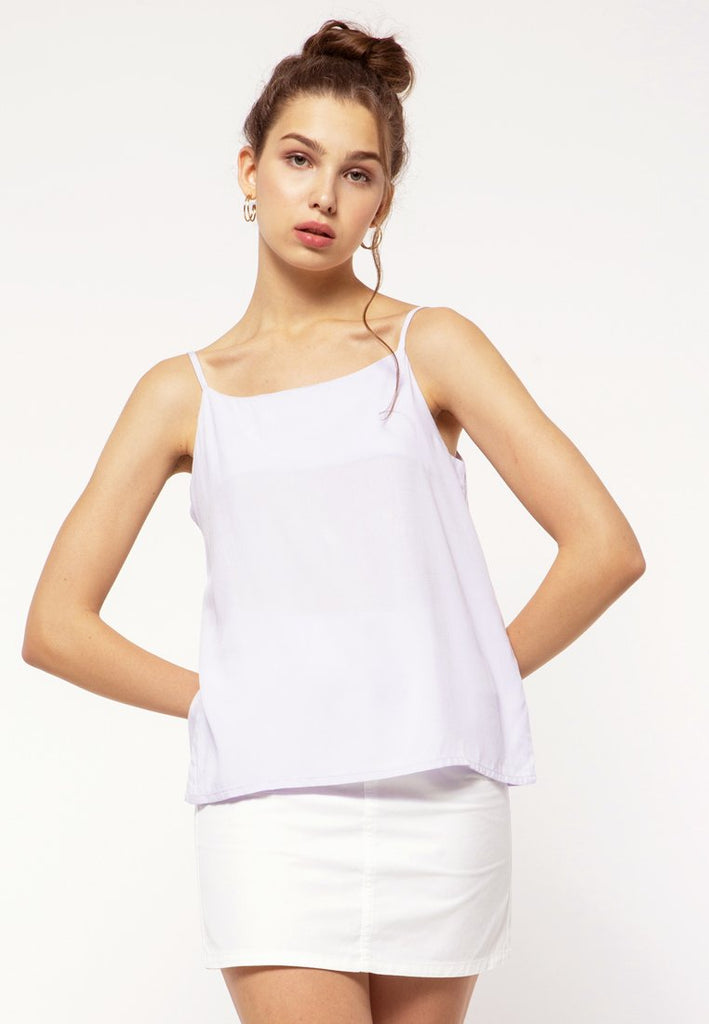 Camisole with Button Details