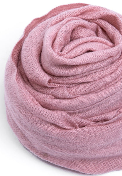 Woven Scarf - Pink