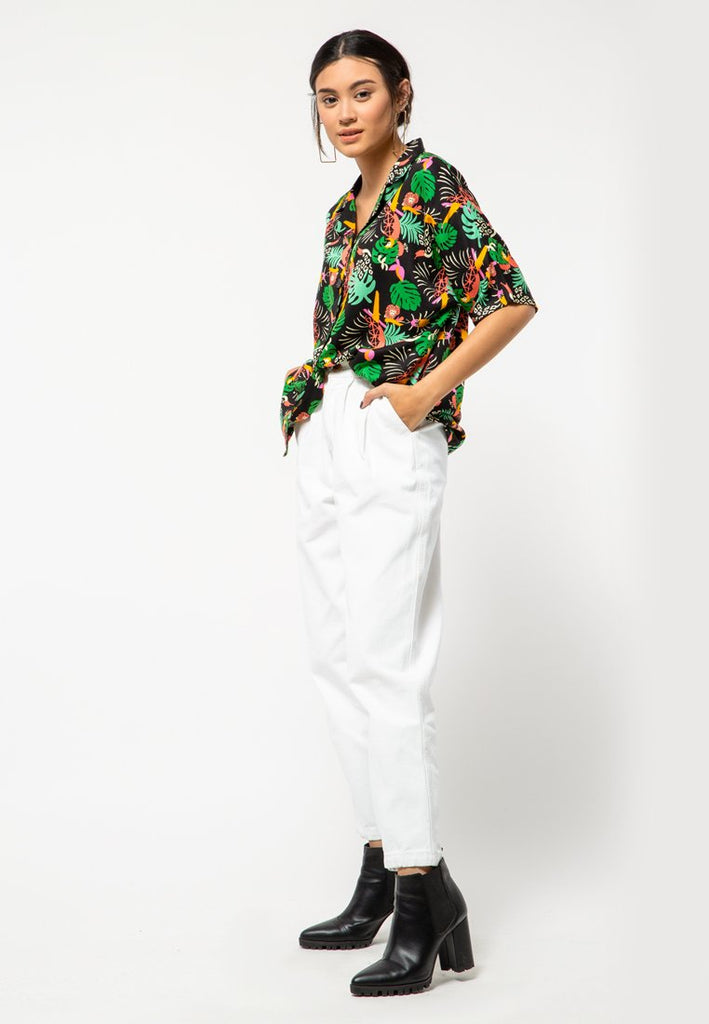 Oversized Resort Shirt