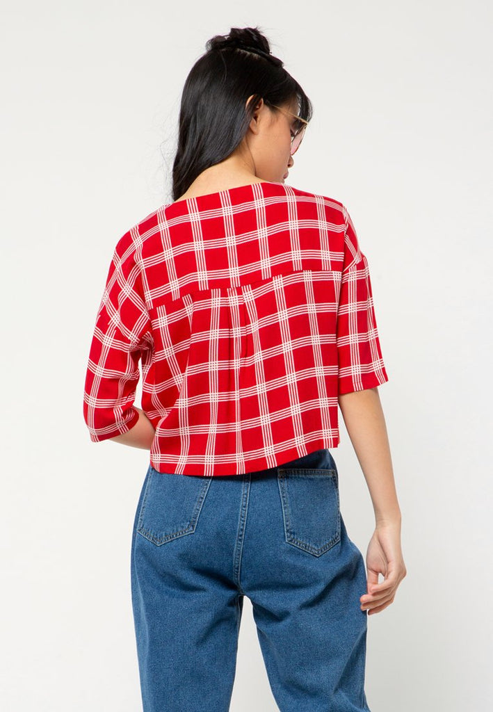 Crop Short Sleeve