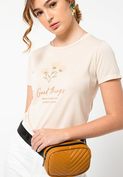 Good Things Crew Neck T-shirt