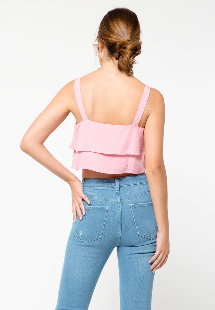 Crop Layer Tanktop