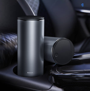 Car portable trash can