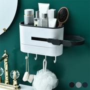 Wall Mounted Bathroom Shelf 6