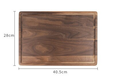 Black Walnut Chopping Board 6