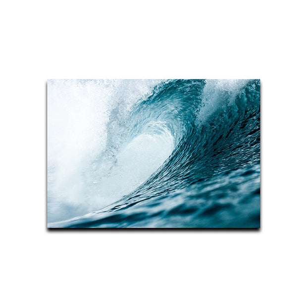 Flower Sea Prints Poster