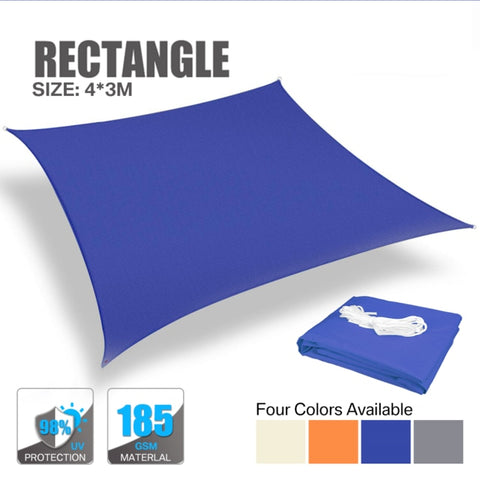 Waterproof Awning Canopy Tent 14
