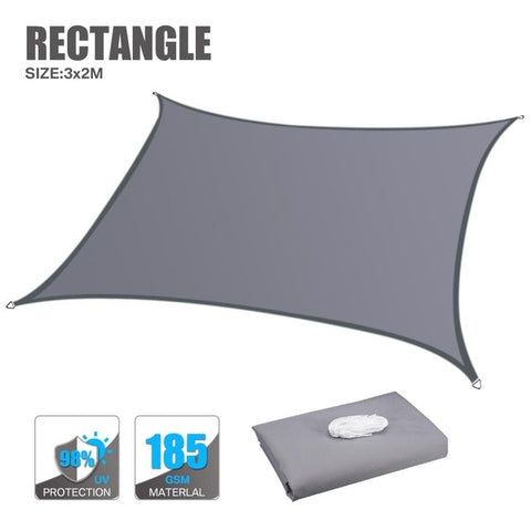 Waterproof Awning Canopy Tent 6