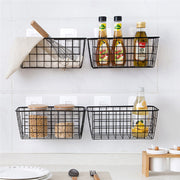 Iron Seasoning Storage Basket