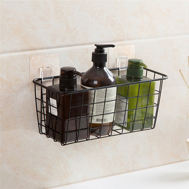 Iron Seasoning Storage Basket 3