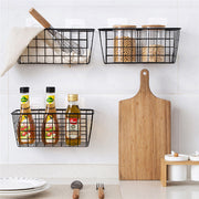 Iron Seasoning Storage Basket 2