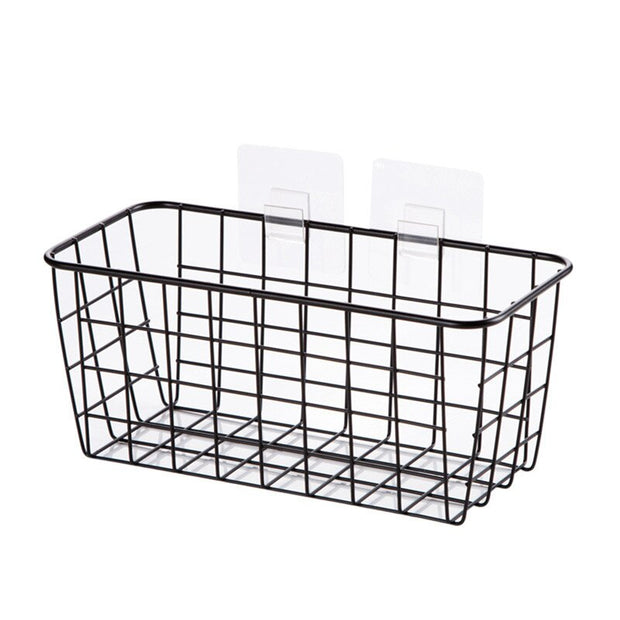 Iron Seasoning Storage Basket 5