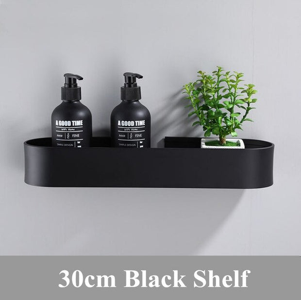 Aluminum Wall Shelf Storage