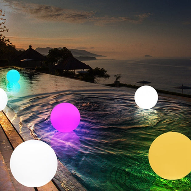 Outdoor LED Ball Lights  5
