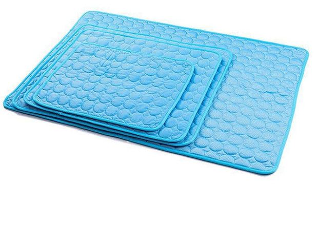 Summer Pet Cooling Mat Pad 1