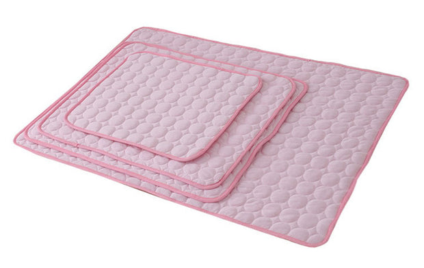 Summer Pet Cooling Mat Pad 2