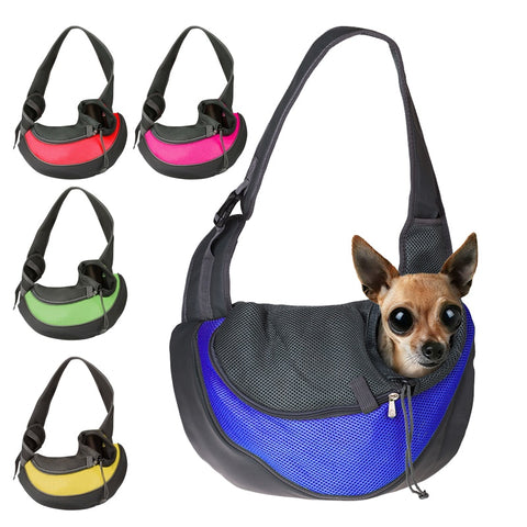Pet Puppy Travel Carrier