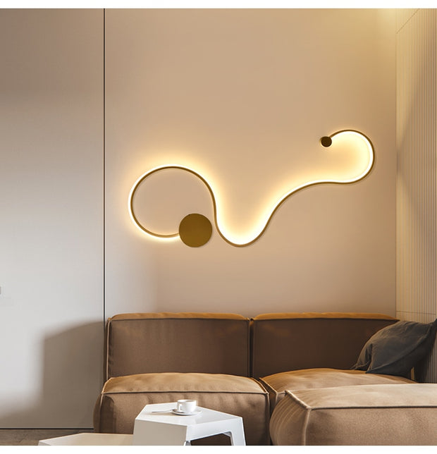 Minimalist Wall Lamps