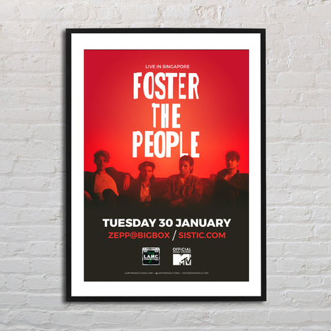 Foster the People 2018